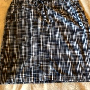 The Limited plaid skirt size 6